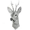 roe deer icon