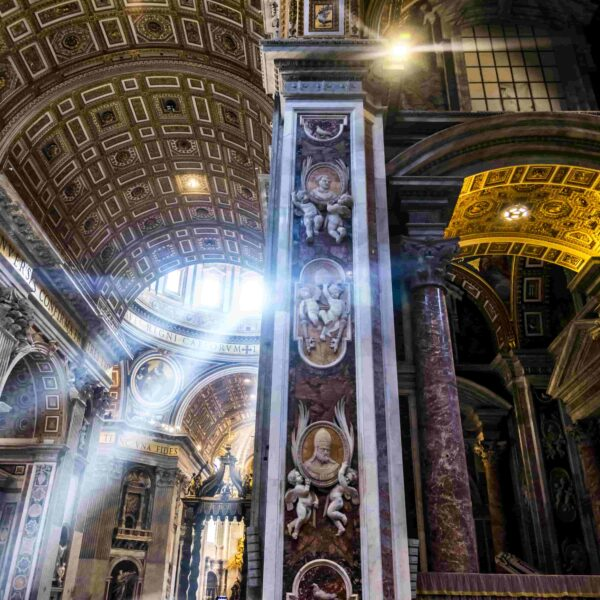 Italian Grand Tour Sistine Chapel