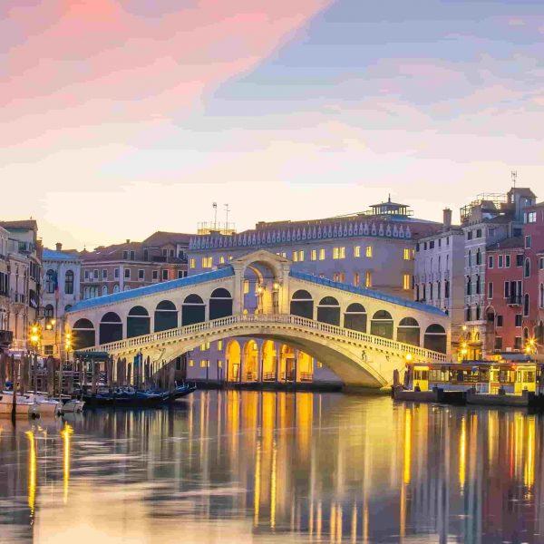 Venice streams Canal Grande